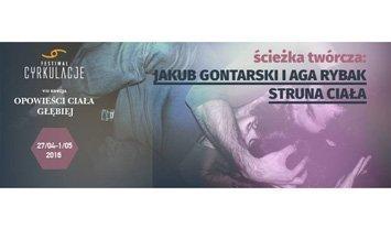 DODATKOWA Ścieżka Twórcza – STRUNA CIAŁA ®  z Jakub Gontarski i Agnieszka Rybak